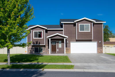 Kalispell Single Family Home For Sale: 600 Mountain View Drive