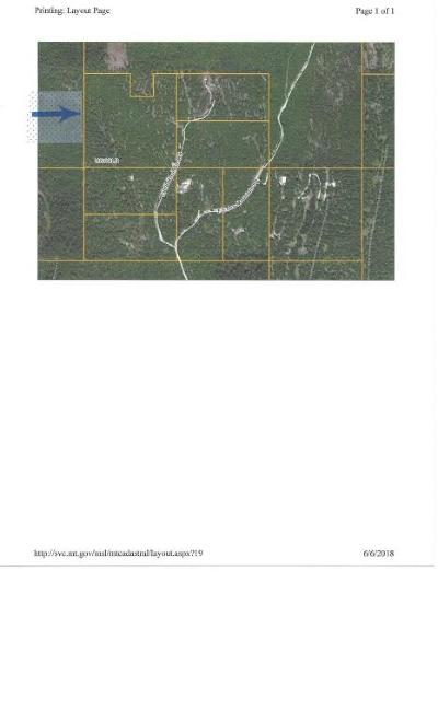 Lincoln County Residential Lots & Land For Sale: Nhn Fs Rd 3637