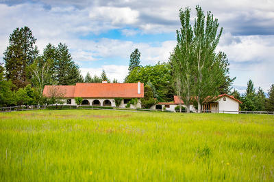 Flathead County Single Family Home For Sale: 283 Liahona Lane