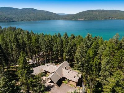 Whitefish Single Family Home For Sale: 2385 Mountain Shadows Drive