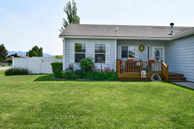 Kalispell Single Family Home Under Contract Taking Back-Up : 101 Mallard Drive