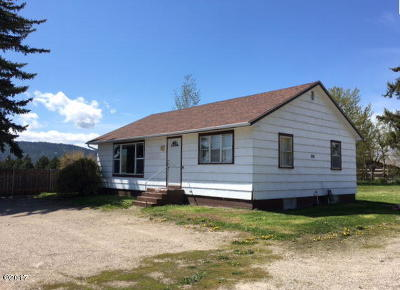 Flathead County Single Family Home For Sale: 204 Two Mile Drive