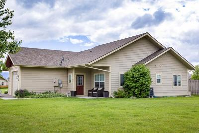 Flathead County Single Family Home Under Contract Taking Back-Up : 162 Lupine Drive