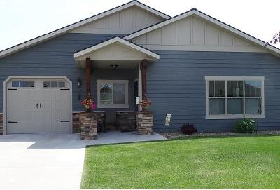 Flathead County Single Family Home Under Contract Taking Back-Up : 274 East Nicklaus Avenue