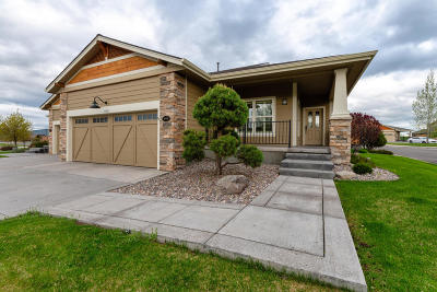 Missoula Single Family Home For Sale: 8605 Ranch Club Road