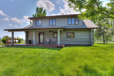 Victor Single Family Home For Sale: 476 Moose Hollow Road