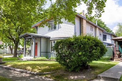 Kalispell Single Family Home For Sale: 48 Woodland Avenue