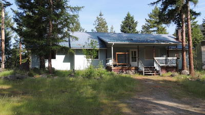 Frenchtown Single Family Home Under Contract Taking Back-Up : 19750 Twin Lakes Road