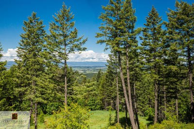 Kalispell Residential Lots & Land Under Contract Taking Back-Up : 451 Peters Creek Way