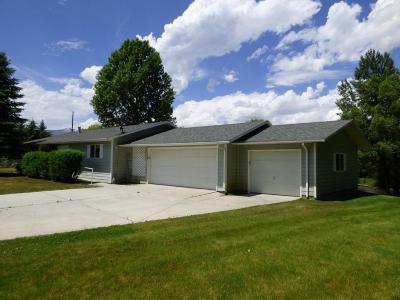 Ravalli County Single Family Home For Sale: 105 Alberta Way