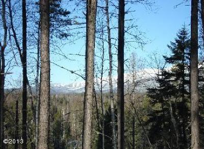 Columbia Falls Residential Lots & Land For Sale: 393 Elk Glen Ridge