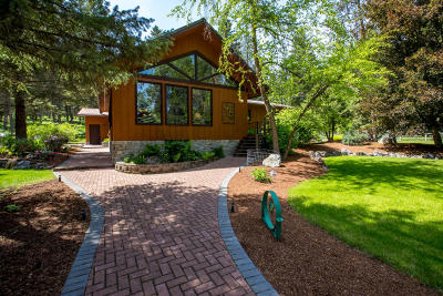 Whitefish Single Family Home Under Contract Taking Back-Up : 620 Hidden Valley Drive