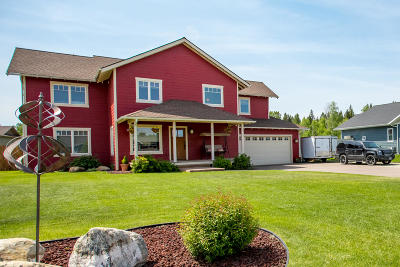 Whitefish, Olney Single Family Home For Sale: 109 Vista Drive