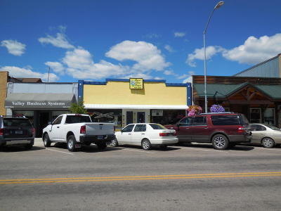 Commercial For Sale: 318 Main Street
