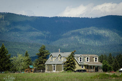 Flathead County Single Family Home For Sale: 227 Rhodes Draw