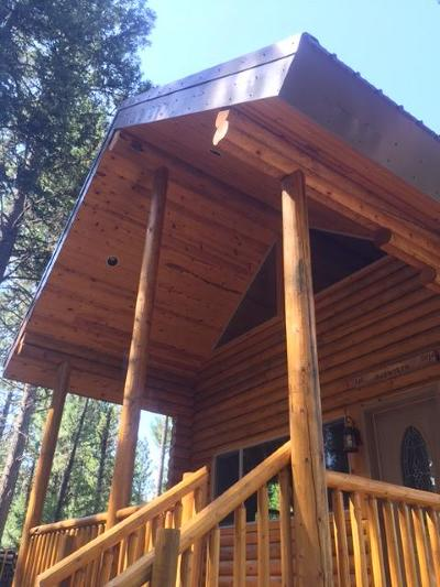 Seeley Lake Single Family Home Under Contract Taking Back-Up : 577 Sourdough Lane