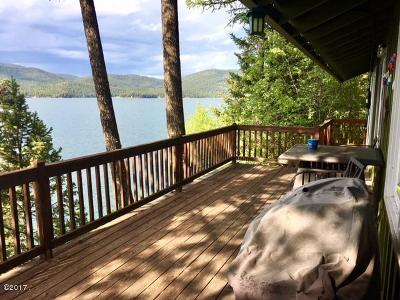 Flathead County Single Family Home For Sale: 4075 Ashley Lake Road