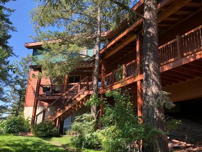 Flathead County Single Family Home For Sale: 126 Little Court