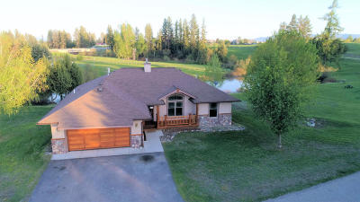 Kalispell Single Family Home For Sale: 312 Stillwater Loop