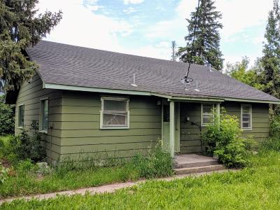 Columbia Falls Single Family Home Under Contract Taking Back-Up : 109 Greenwald Lane