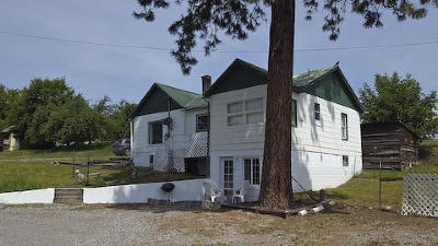 Thompson Falls Single Family Home Under Contract Taking Back-Up : 104 Clay Street