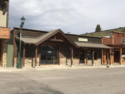 Whitefish Commercial Under Contract Taking Back-Up : 20 Spokane Avenue