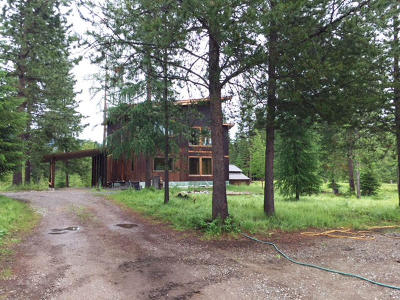 Lincoln County Single Family Home For Sale: 3277 Old Us Hwy 2 North