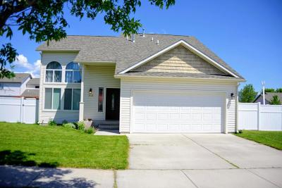 Missoula MT Single Family Home For Sale: $315,000