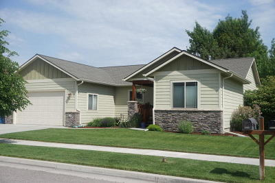 Lolo Single Family Home Under Contract Taking Back-Up : 5322 Lonesome Dove Lane