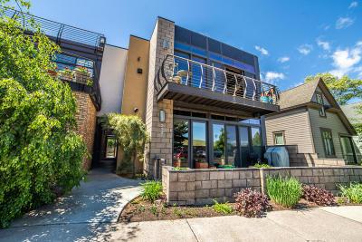 Missoula Single Family Home For Sale: 229 East Alder Street