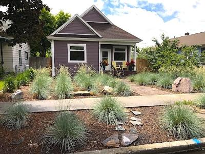 Missoula Single Family Home For Sale: 429 South 4th Street West