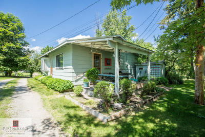 Kalispell Single Family Home Under Contract Taking Back-Up : 123 Collier Lane