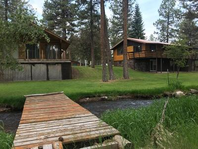 Seeley Lake Single Family Home For Sale: 488 Rainbow Court