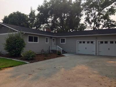 Hamilton Single Family Home For Sale: 216 Hillcrest Drive