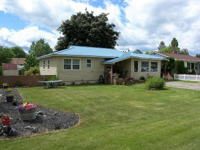 Flathead County Single Family Home For Sale: 132 North Cedar Drive