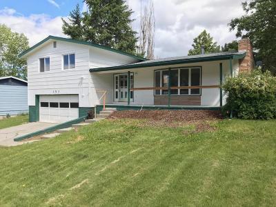 Lolo Single Family Home For Sale: 153 Ridgeway Drive