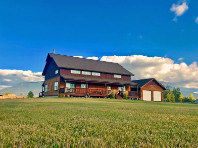 Columbia Falls, Hungry Horse, Martin City, Coram Single Family Home For Sale: 65 Great Bear Lane