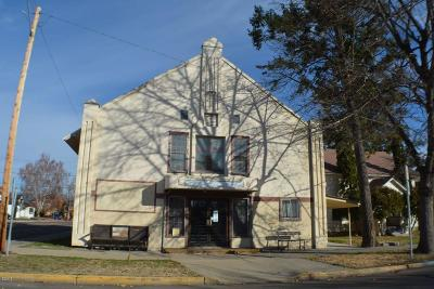 Kalispell Commercial For Sale: 403 2nd Avenue West