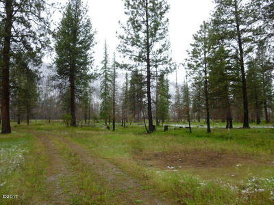 Lolo Residential Lots & Land For Sale: 22050 Hwy 12