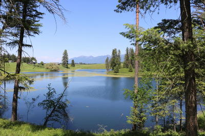 Flathead County Residential Lots & Land For Sale: 73 Bear Paw Loop