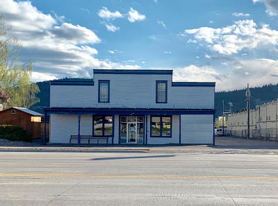 Kalispell Commercial For Sale: 1710 Us Highway 93 South