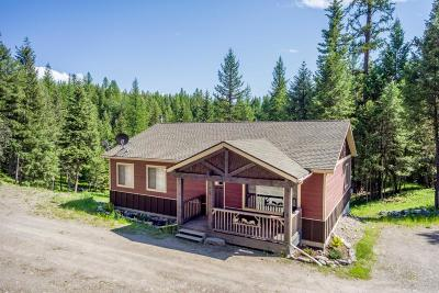 Kalispell Single Family Home For Sale: 384 East Many Lakes Drive