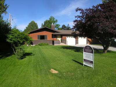 Missoula Single Family Home For Sale: 3215 Queen Street