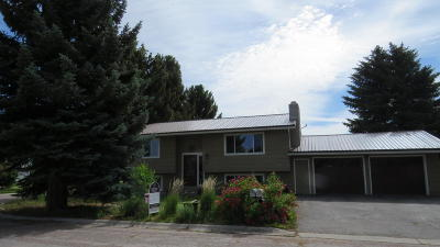 Missoula Single Family Home Under Contract Taking Back-Up : 3545 Norman Drive