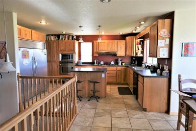 Missoula Single Family Home Under Contract Taking Back-Up : 13388 Bunchgrass Lane