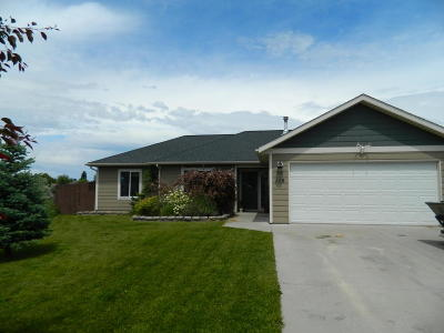 Flathead County Single Family Home For Sale: 115 Russell Drive