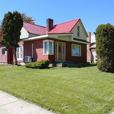 Polson Single Family Home For Sale: 101 5th Avenue West