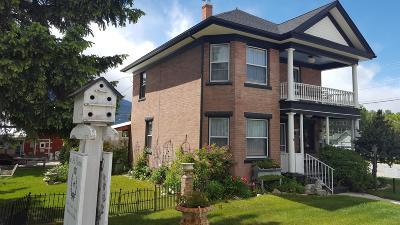 Stevensville Single Family Home For Sale: 501 Main Street
