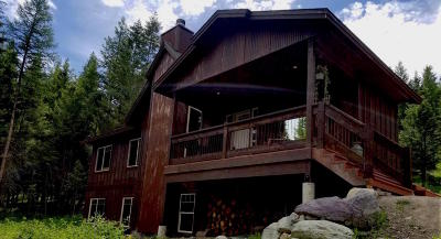 Flathead County Single Family Home For Sale: 2047 Truman Heights Road
