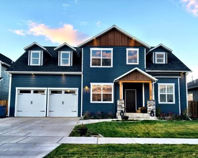 Missoula Single Family Home For Sale: 5450 Horn Road